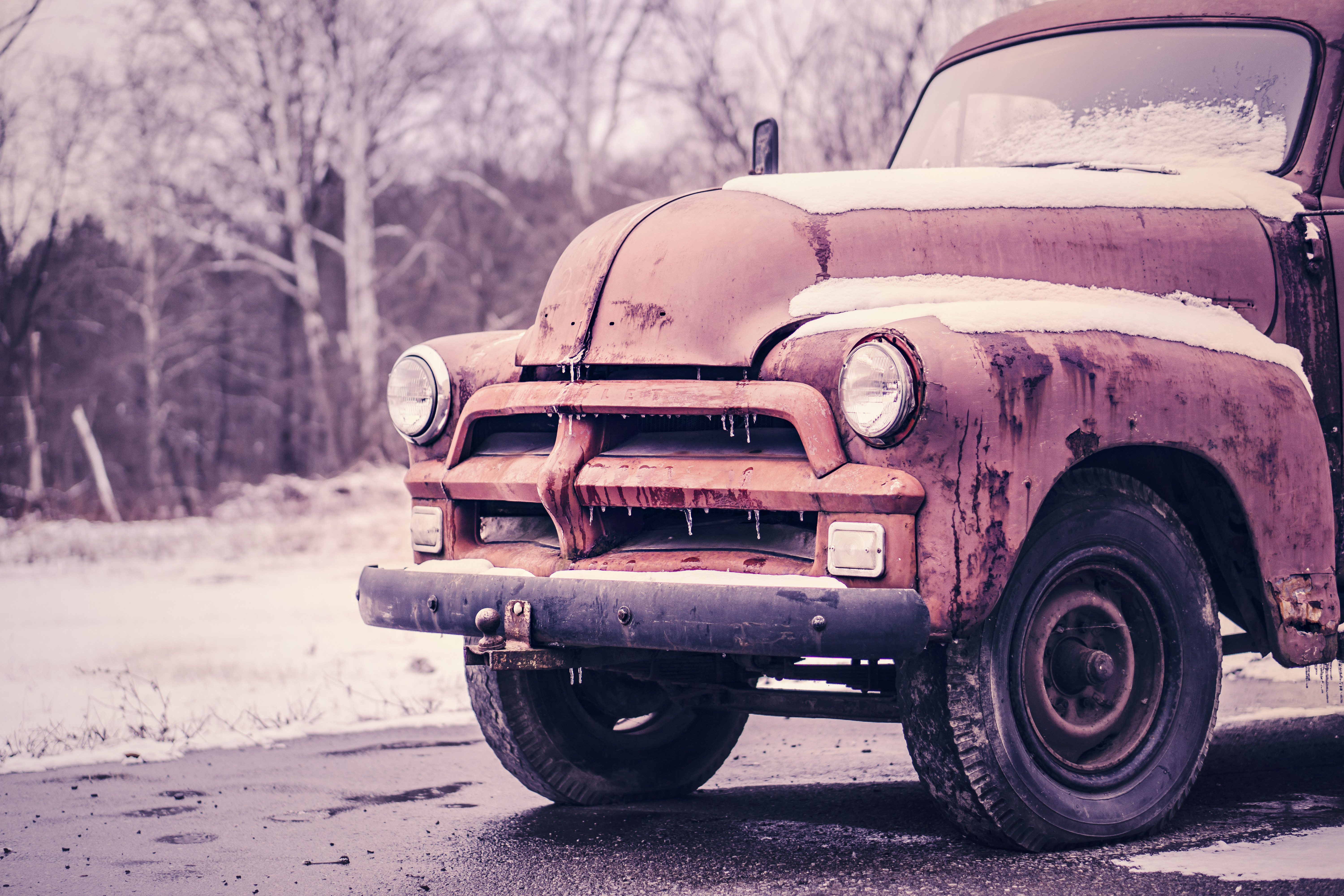 Rusty Classic Truck Free Photo - Gratisography