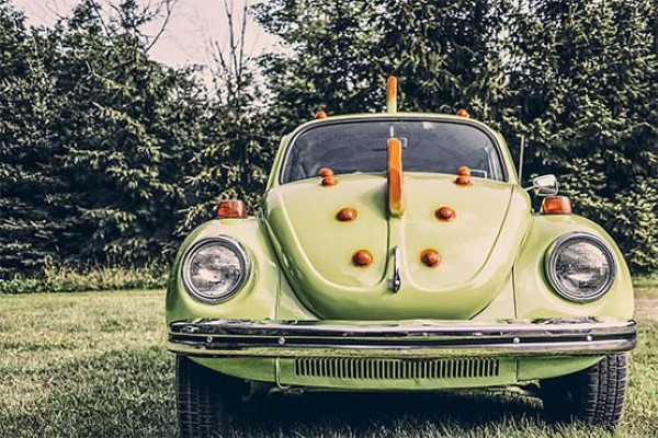 Monster VW Beetle Free Photo