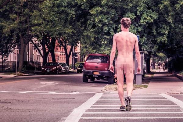 Naked Man Free Photo