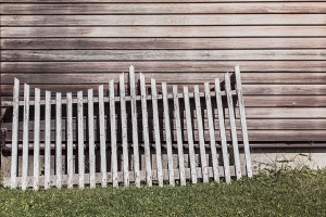 Wooden Fence Free Photo