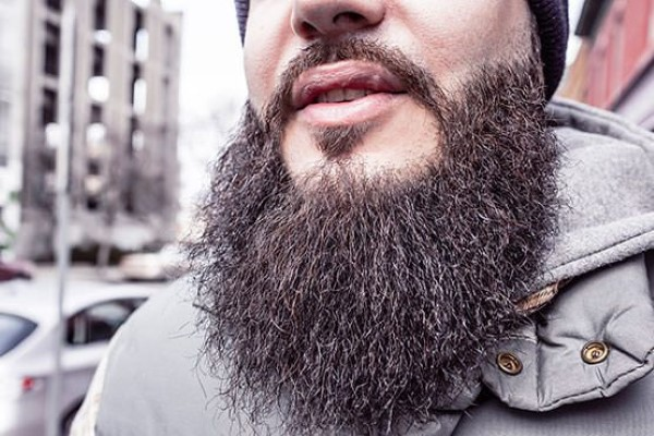 Man With Beard Free Photo