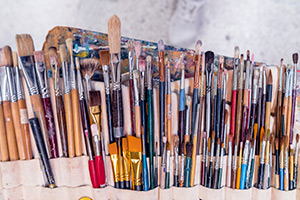 Paint Brushes Free Photo