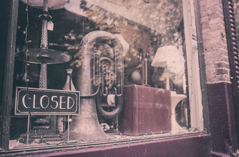 Vintage Music Shop Free Photo