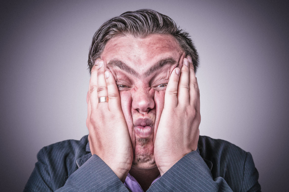 Squished Face Free Stock Photo