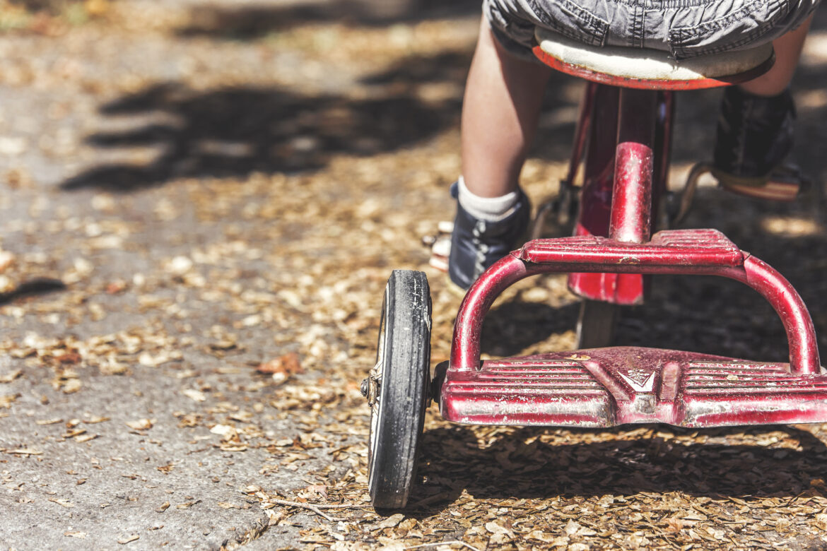 Tricycle Free Stock Photo