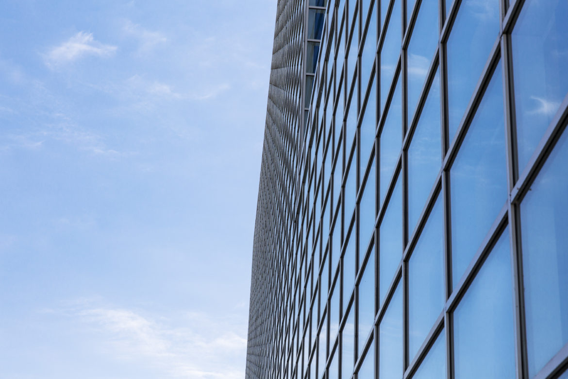 Skyscraper Windows Free Stock Photo