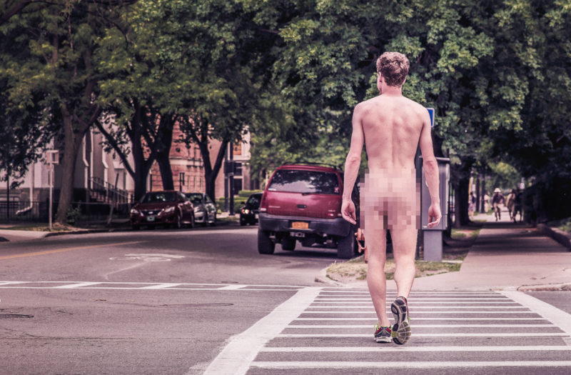 Naked Man Free Stock Photo