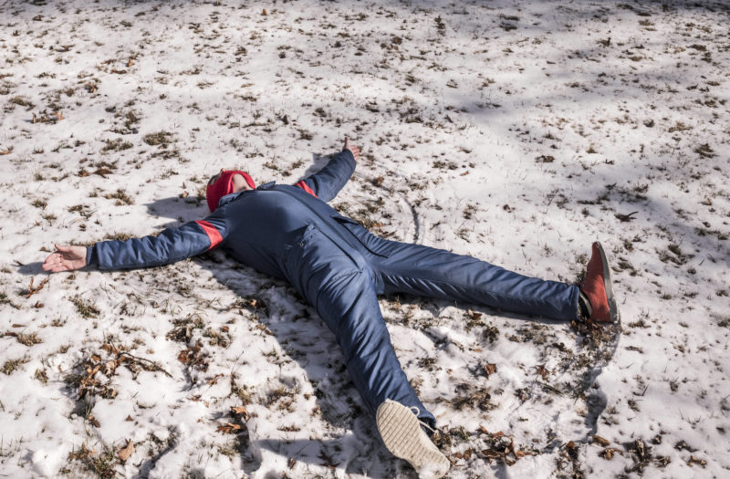 Snow Angels Free Photo