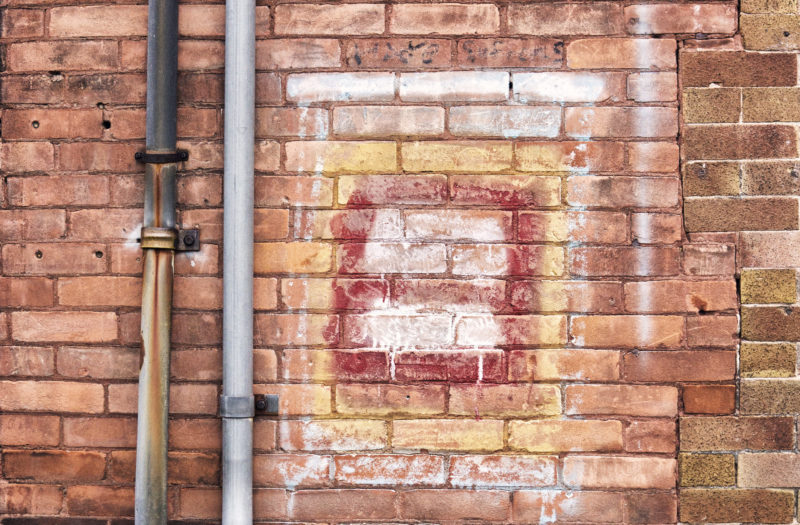 Brick Graffiti Free Photo