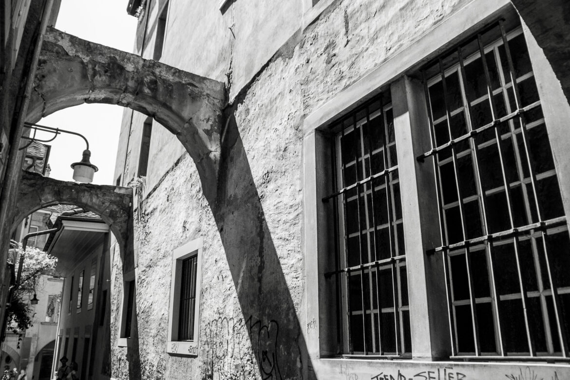 Archway Architecture Free Stock Photo