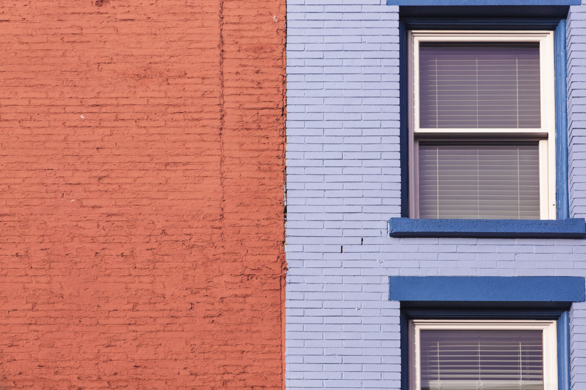 Colorful City Building Free Photo