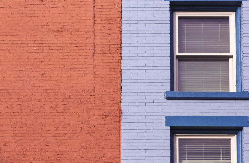 Colorful City Building Free Stock Photo