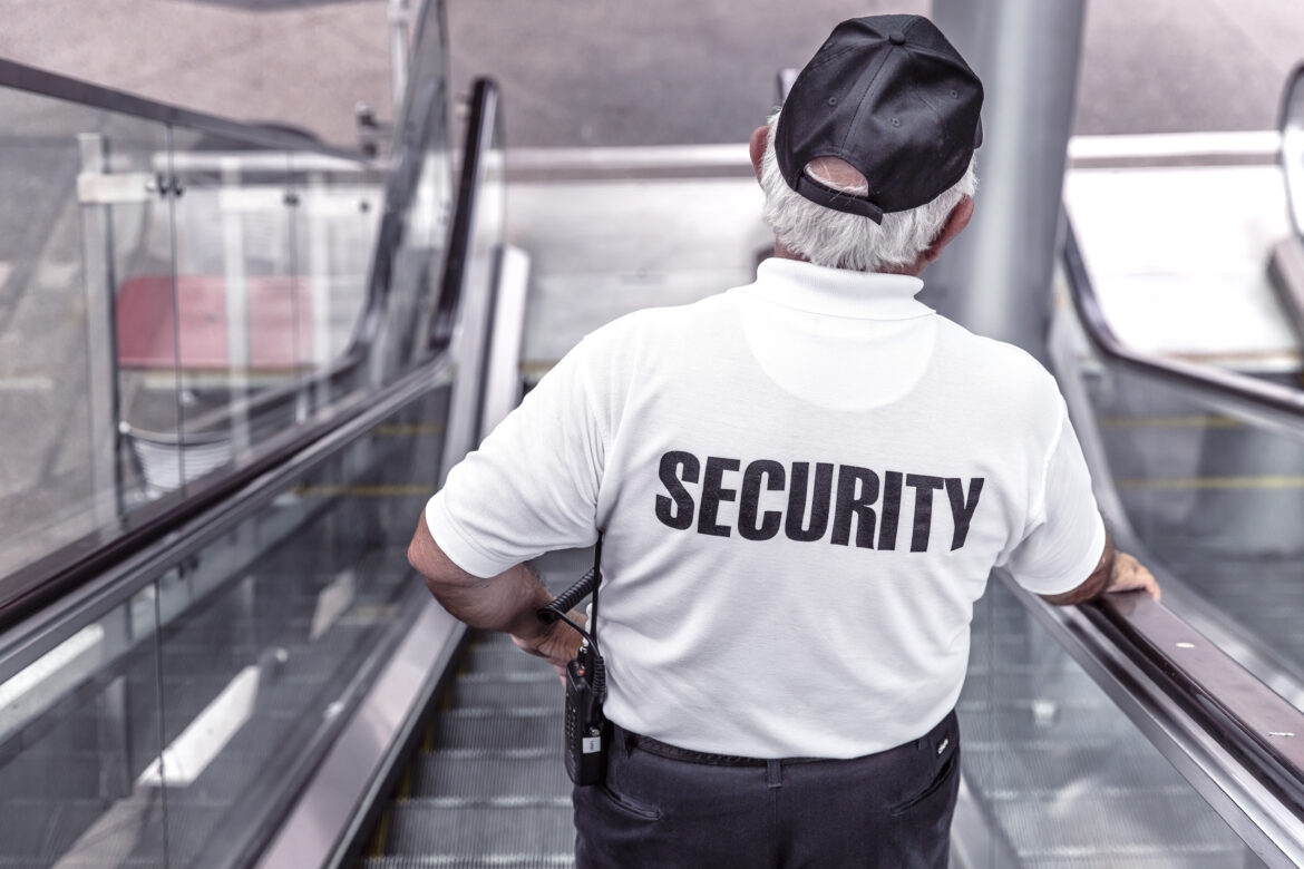 Security Guards Free Stock Photo