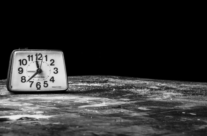 Old Vintage Alarm Clock Free Photo