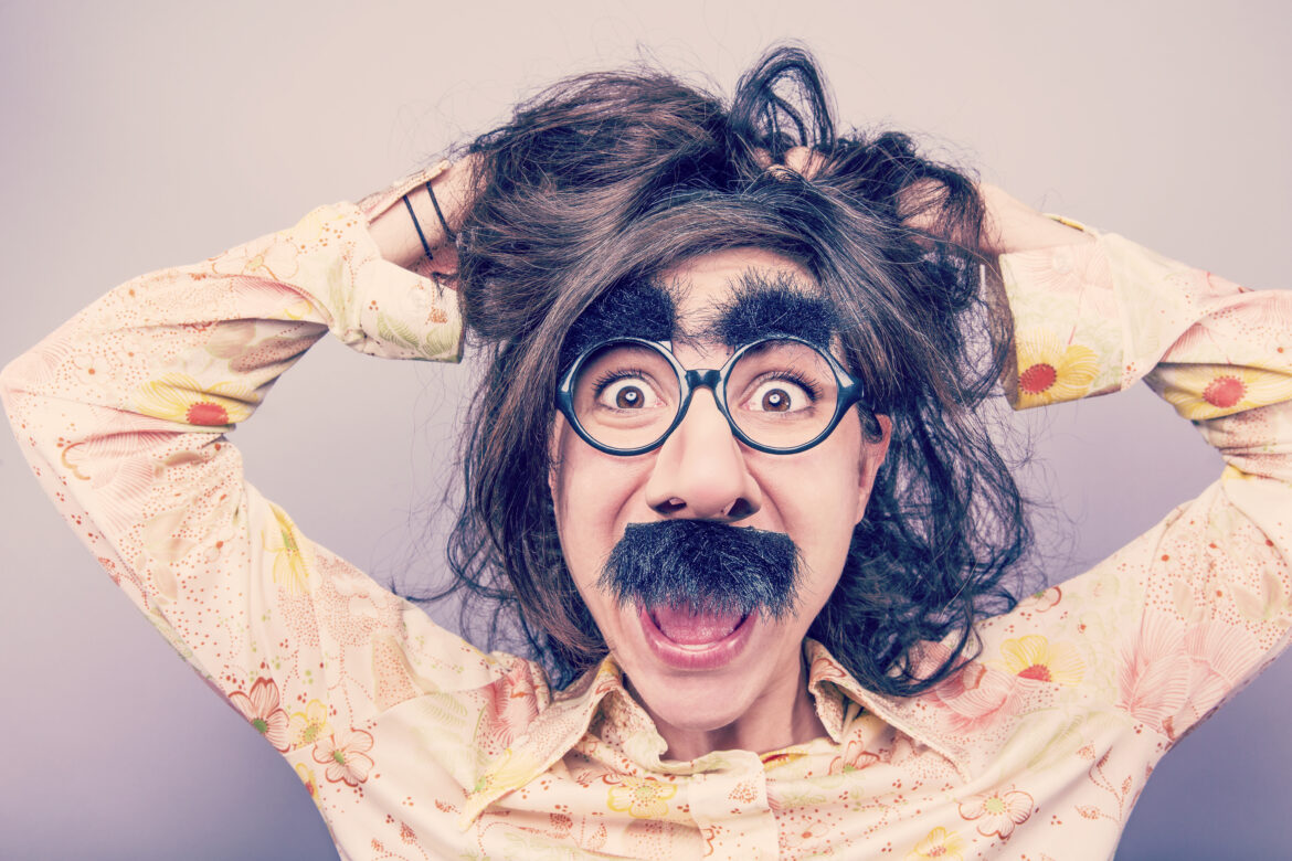 Silly Woman Free Stock Photo