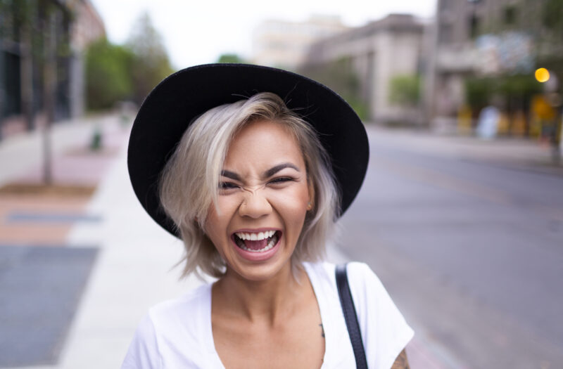 Hipster Girl Free Stock Photo