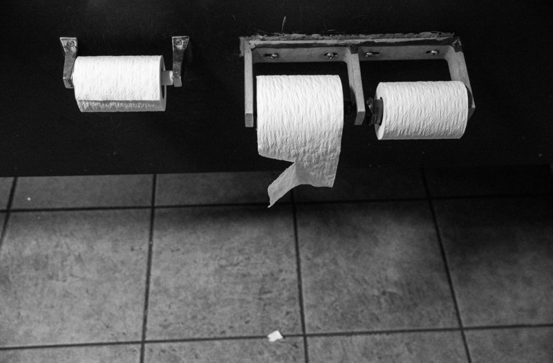 Toilet Paper Bathroom Free Photo