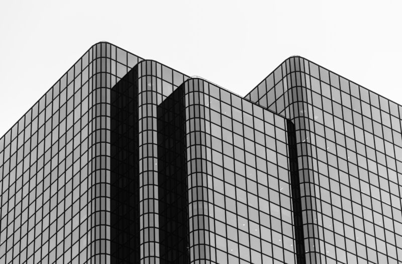 View Glass Building Free Stock Image