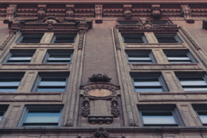 Ornate Building Facade Free Photo