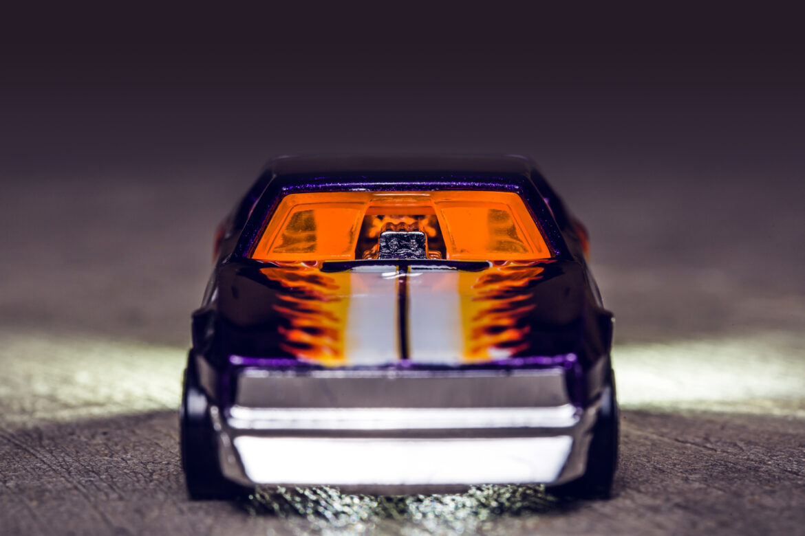 Toy Race Car Free Stock Photo