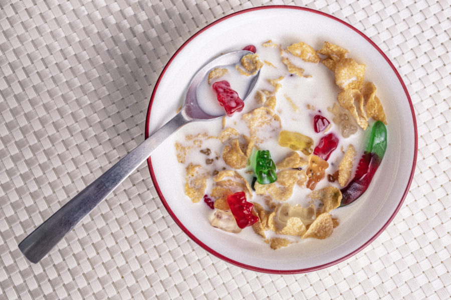 Breakfast Cereal Free Photo