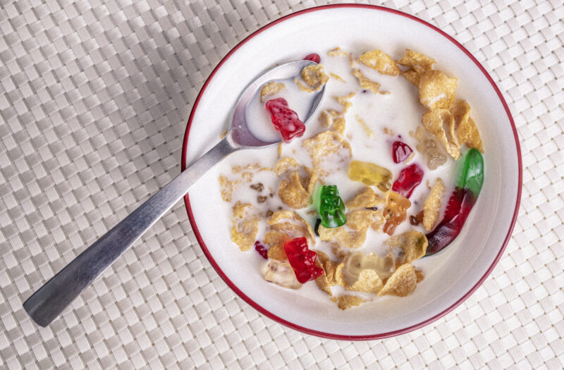 Breakfast Cereal Free Stock Photo