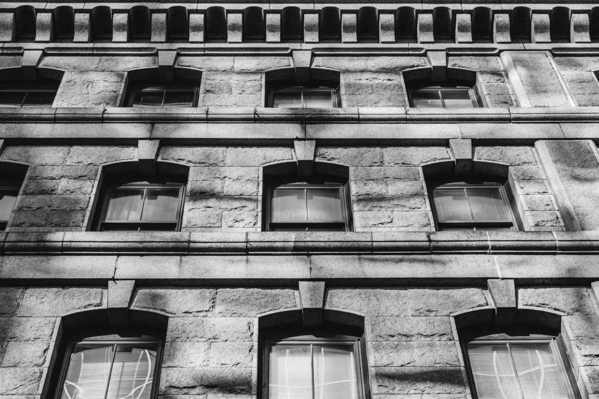 Classic Building Facade Free Photo
