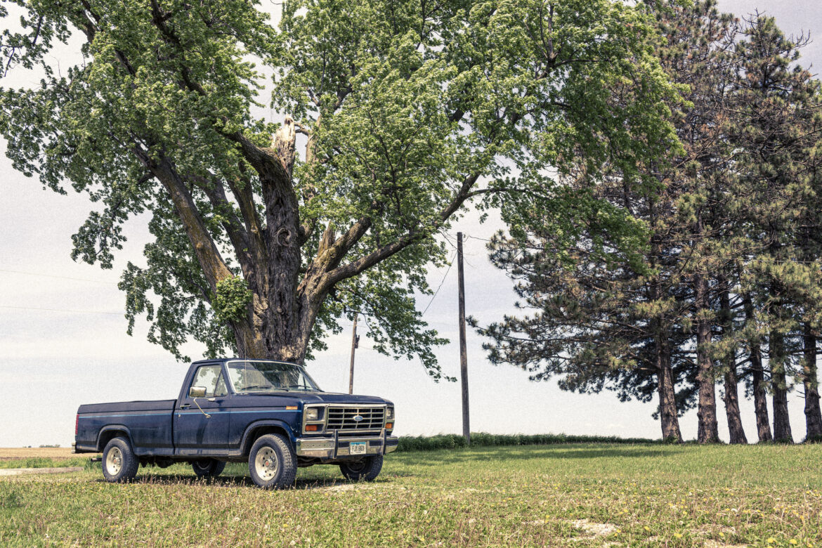 Old Pickup Truck Free Stock Photo