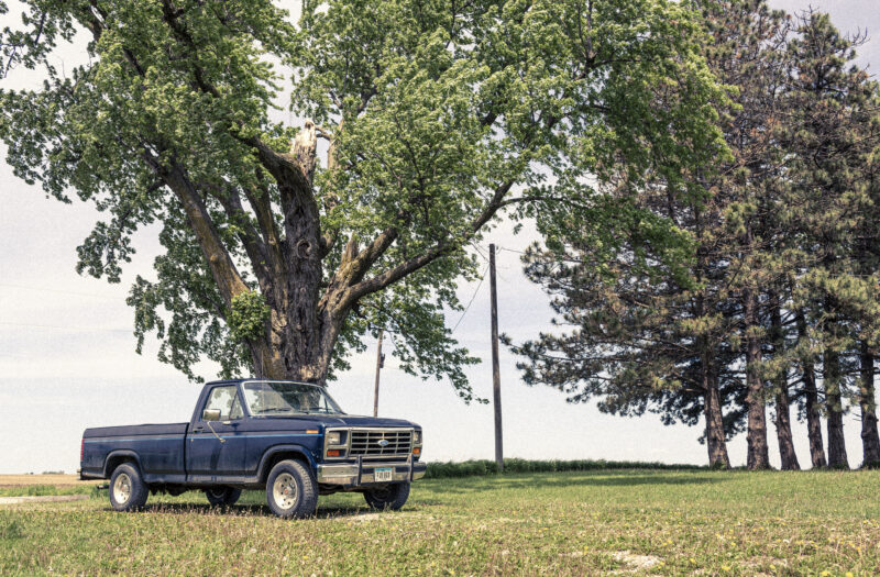 View Old Pickup Truck Free Stock Image