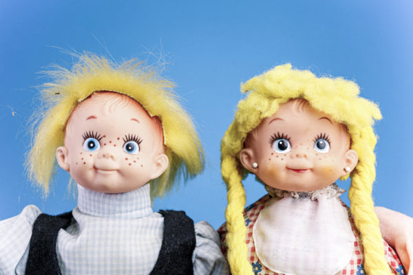 Doll Faces Free Photo