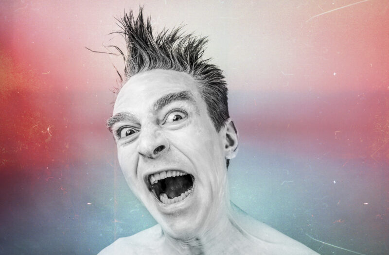 View Silly Man Free Stock Image