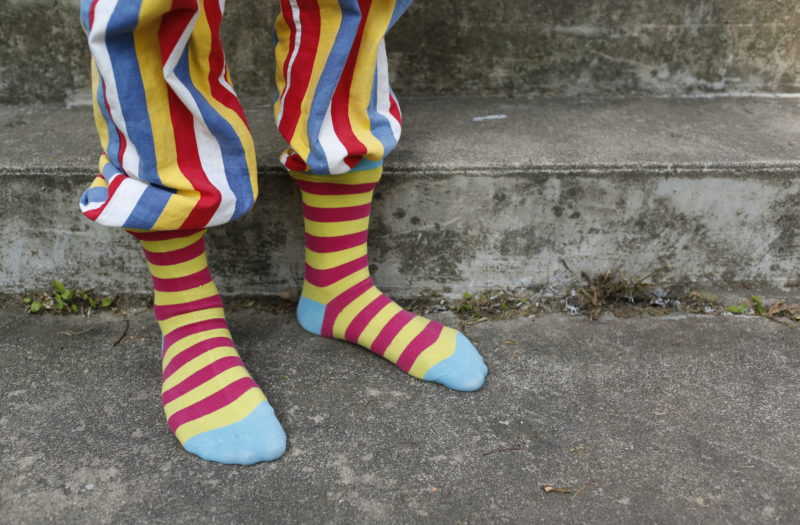 Colorful Socks Free Photo