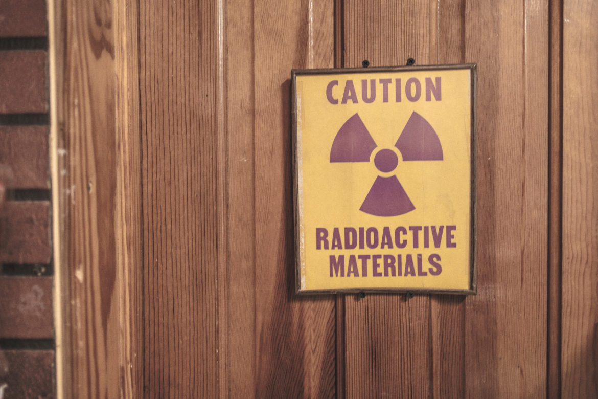 Radioactive Symbol Free Photo