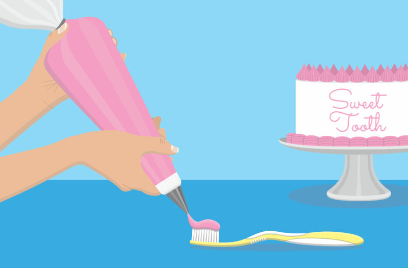 Cake Decorating Free Vector